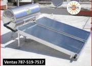 CALENTADORES SOLARES 787-519-7517 UNIVERSAL SOLAR