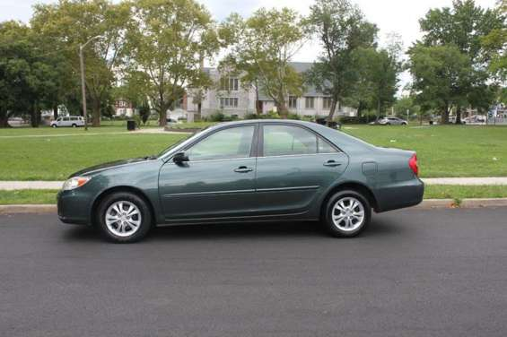 2004 toyota camry - le v6 4dr sedan